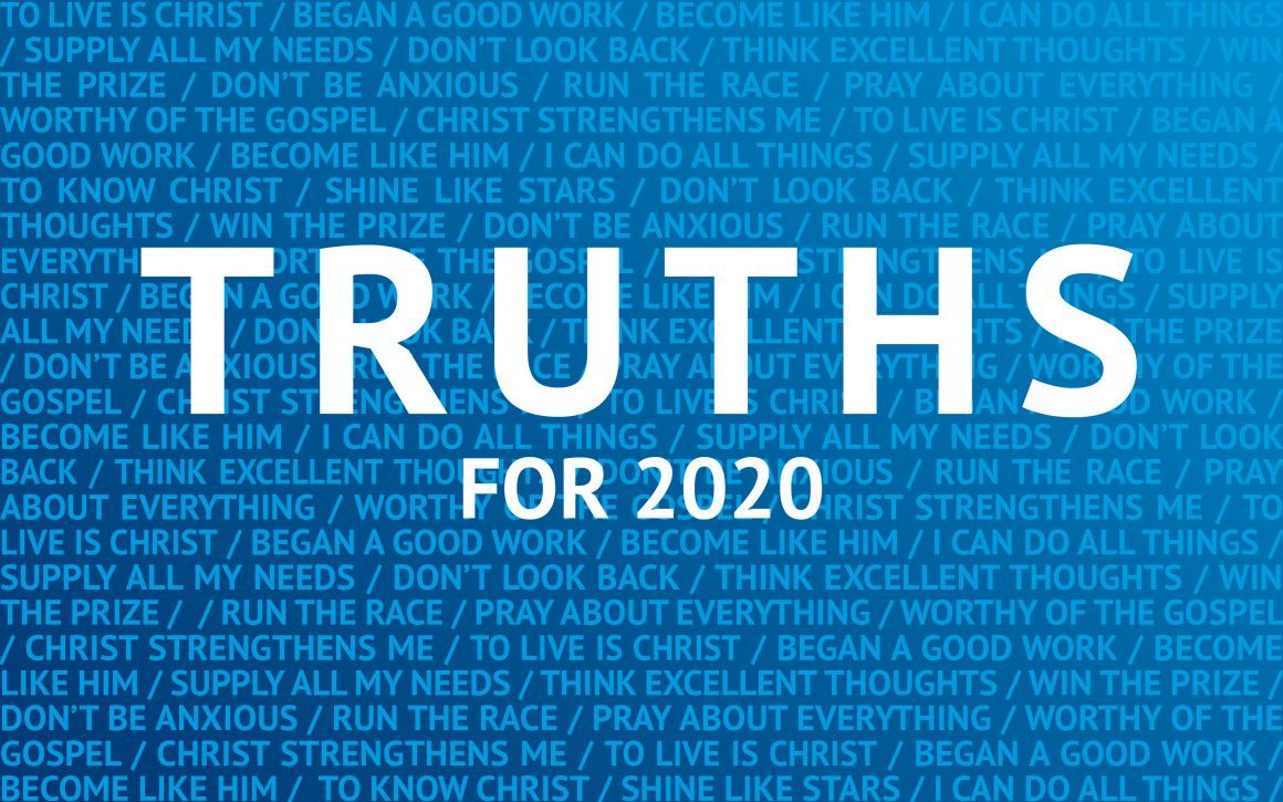 Truths for 2020